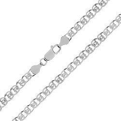 Серебряная цепь Мерло, 4,5 мм 000027819