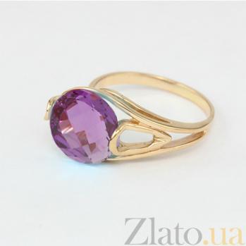 Золотое кольцо с александритом Надира 000030777