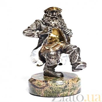 Серебряная статуэтка Танец 1034