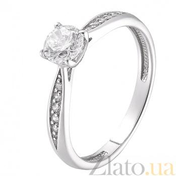 Серебряное кольцо  HUF--500082-Р