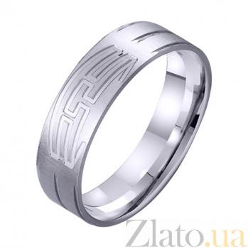 Золотое обручальное кольцо Теодора TRF--4211747