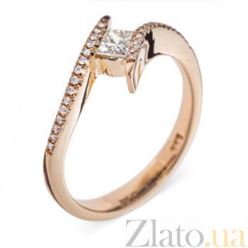 Золотое кольцо с бриллиантами Octans R-184x