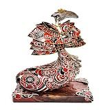 Серебряная статуэтка Моя прекрасная леди