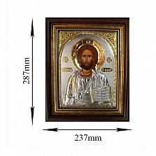 Икона Иисус Спаситель, 237х287мм