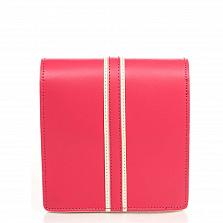 Клатч Italian Bags 1721_corale Кожаный Kоралловый