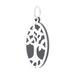 Серебряная подвеска Древо жизни 000127809