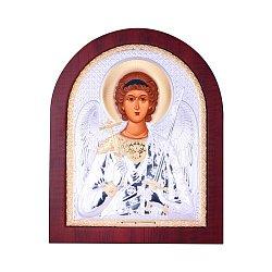 Икона Ангел Хранитель с серебрением и позолотой 000131710