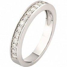 Кольцо с бриллиантами Очарование