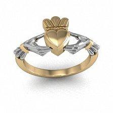 Золотое кладдахское кольцо Царство любви