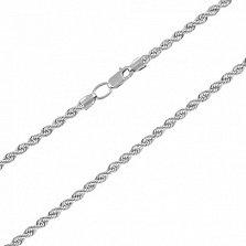 Серебряная цепочка Фиченца