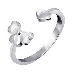 Серебряное кольцо 000045377