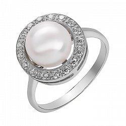 Серебряное кольцо 000008320