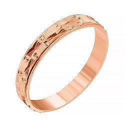 Серебряное кольцо Мирелла с позолотой