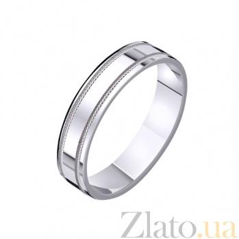 Золотое обручальное кольцо Кэтлин TRF--421206