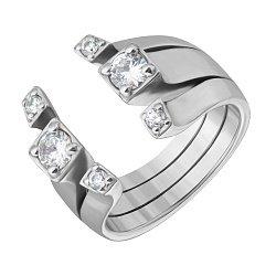 Серебряное кольцо Gap