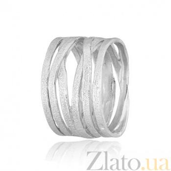 Серебряное кольцо Барбел 000028010