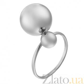 Серебряное кольцо Комплимент TNG--391077С