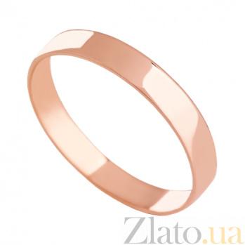 Золотое обручальное кольцо Судьба VLN--318-1148
