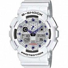 Часы наручные Casio G-shock GA-100A-7AER