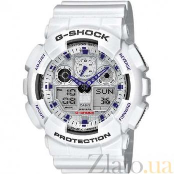 Часы наручные Casio G-shock GA-100A-7AER 000082875