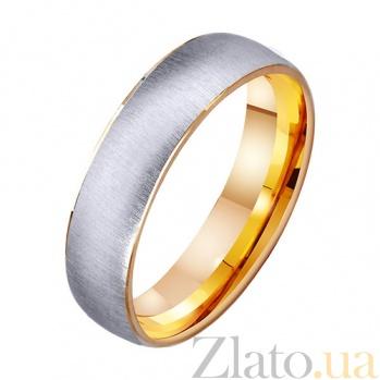 Золотое обручальное кольцо Остров любви TRF--411410
