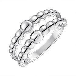 Серебряное кольцо 000148591