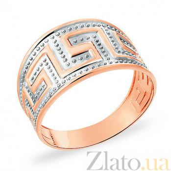 Кольцо из золота Лабиринт SUF--153468