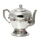 Серебряный чайник Лувр