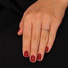 Обручальное кольцо Нить страсти