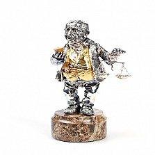 Серебряная статуэтка Заемщик