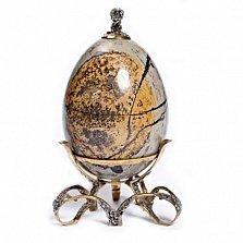 Серебряная статуэтка Пасхальное яйцо