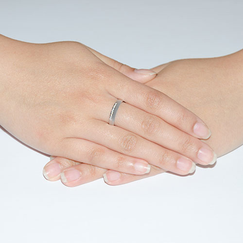 Обручальное кольцо с бриллиантами Вдохновение TRF--4221629н