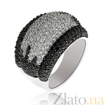 Серебряное кольцо Капелла 10000036