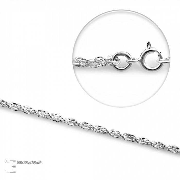 Серебряная цепочка Вечер в горах, 3 мм 000082156