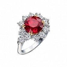 Кольцо New-York Ruby