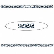 Цепочка из серебра Стильный атрибут
