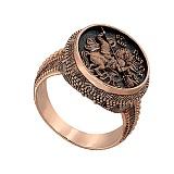Золотое кольцо Святой Георгий Победоносец