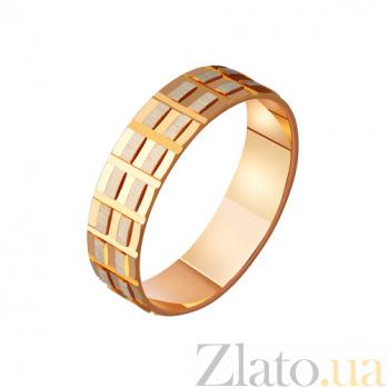 Золотое обручальное кольцо Аннет TRF--411183