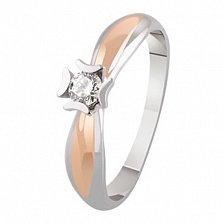 Кольцо для помолвки с бриллиантом Sheila