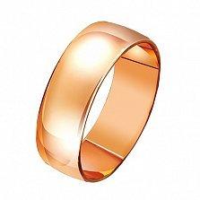 Золотое обручальное кольцо Магия