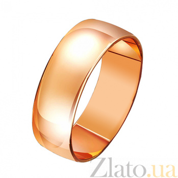 Золотое обручальное кольцо Магия TRF--4111096