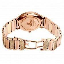 Золотой часовой браслет Вашингтон