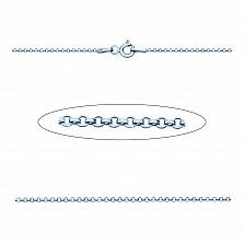 Серебряная цепочка Бельцер