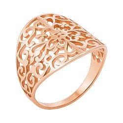 Кольцо из красного золота 000005285