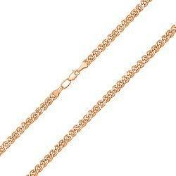 Золотая цепь в плетении нонна, 3,5мм 000071060