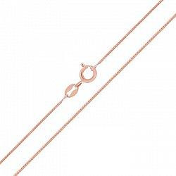 Серебряная цепь с позолотой 000073303