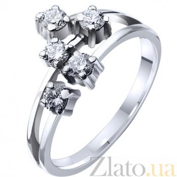 Кольцо с бриллиантами Ингрид  AUR--31241 60 Б