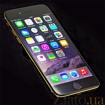 Apple iPhone 6 Noblesse Gold Plated Skull Edition Ref.8.2.3.4