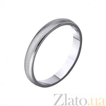 Золотое обручальное кольцо Магическая нежность TRF--4211139