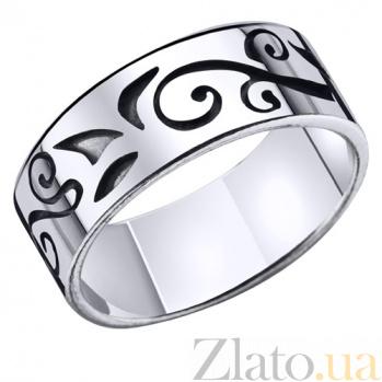 Серебряное кольцо Эдем AUR--71065*